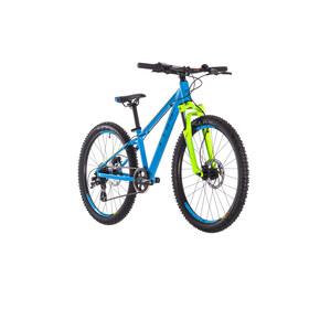 Cube Acid 240 Disc - Vélo enfant - bleu